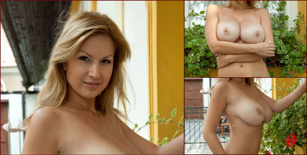 Busty muchacha with appetizing forms - 12