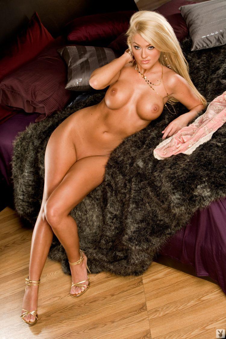 Glamorous blonde Markesa Yeager - 09