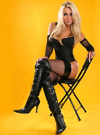 Babes in boots