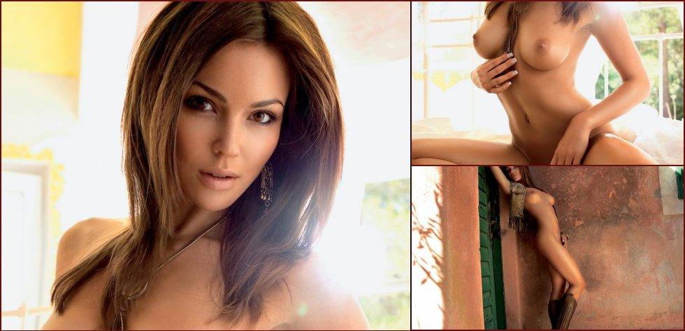 Charming Marta Gut in Playboy - 8