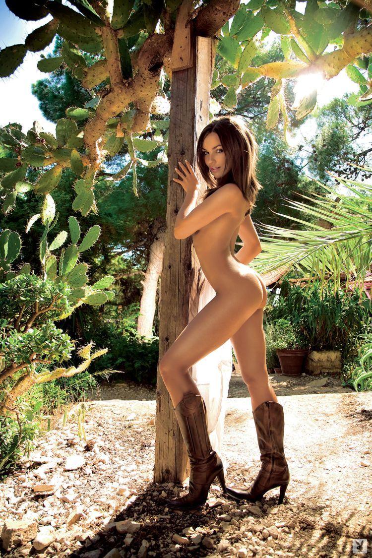 Charming Marta Gut in Playboy - 08