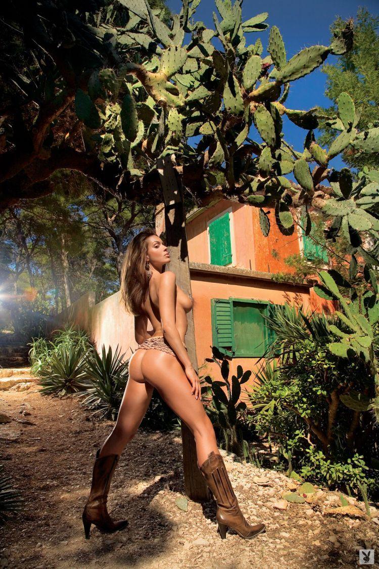 Charming Marta Gut in Playboy - 09