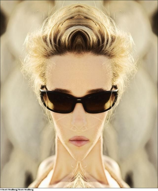 Mirror series of photographer Scott Stulberg - 17