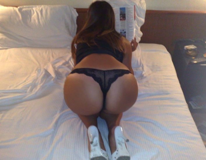 Beautiful ass and thongs - 36