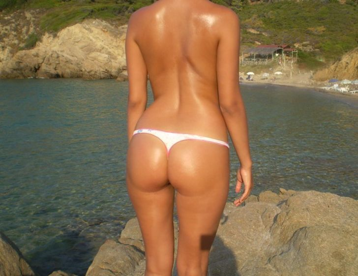 Beautiful ass and thongs - 39