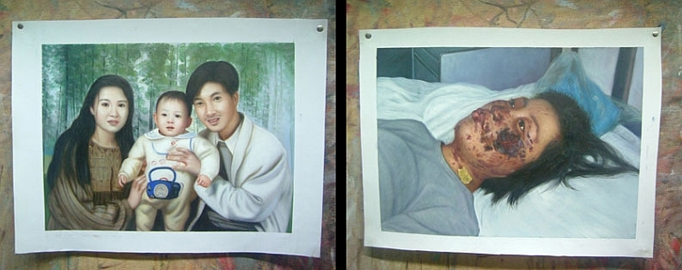 Modern Chinese Paintings - 01