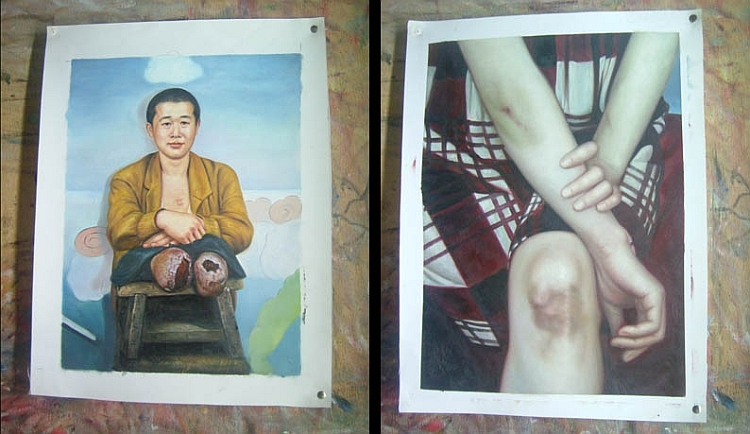 Modern Chinese Paintings - 02