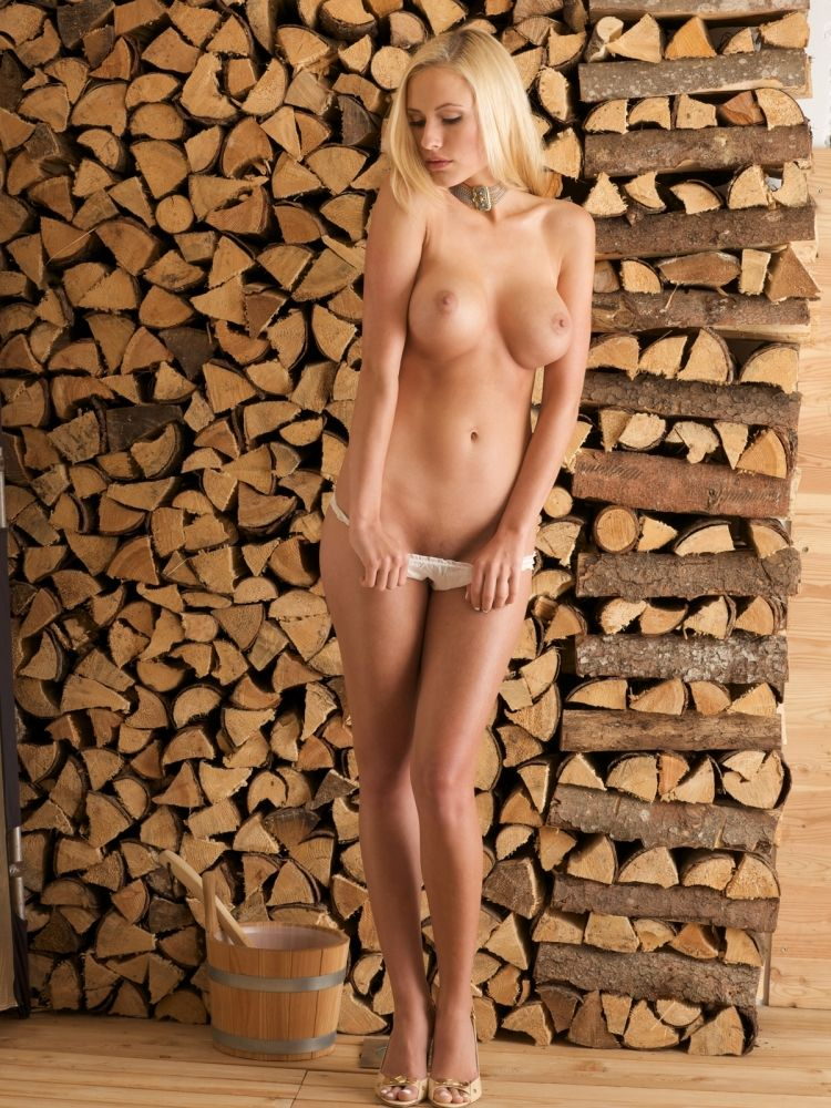 Gorgeous German model Alena Gerber for Playboy - 12