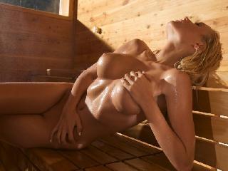 Nude alena gerber Ukrainian Beauty