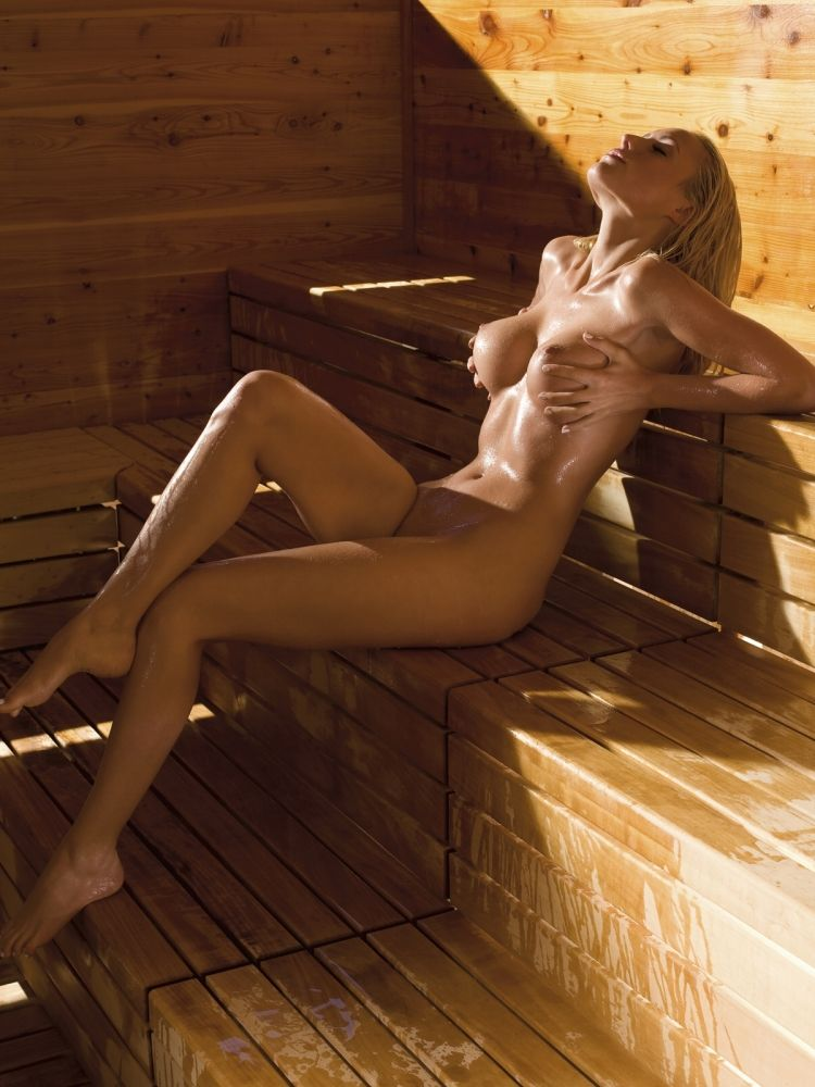 Gorgeous German model Alena Gerber for Playboy - 15