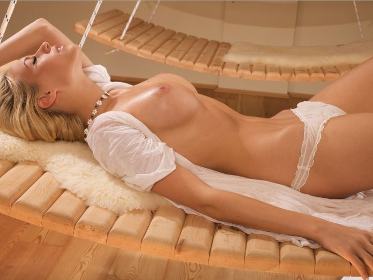 Gorgeous German model Alena Gerber for Playboy - 17