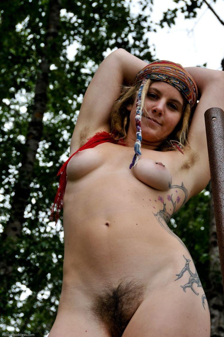 Do you like hippie-girls? - 10