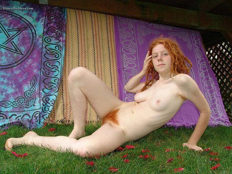 Do you like hippie-girls? - 30