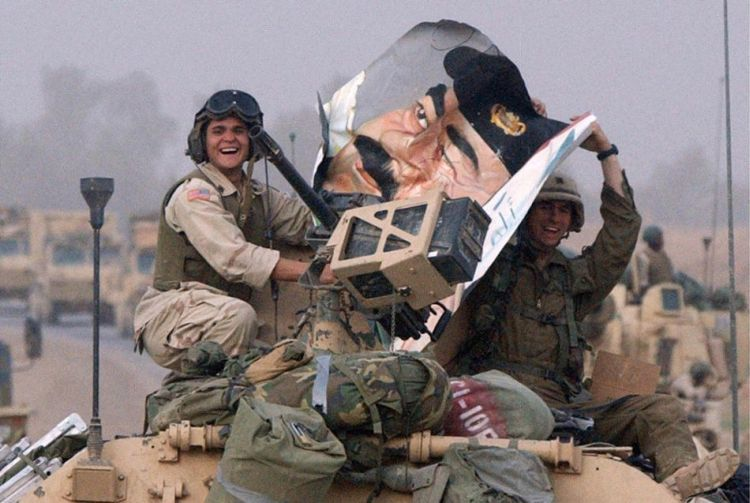 Seven years of war in Iraq - 03