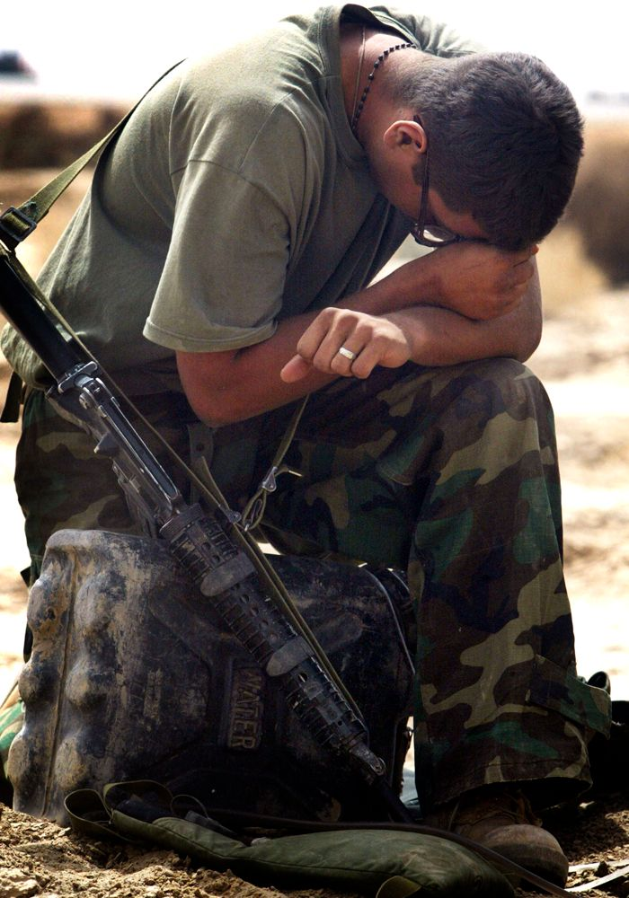 Seven years of war in Iraq - 06