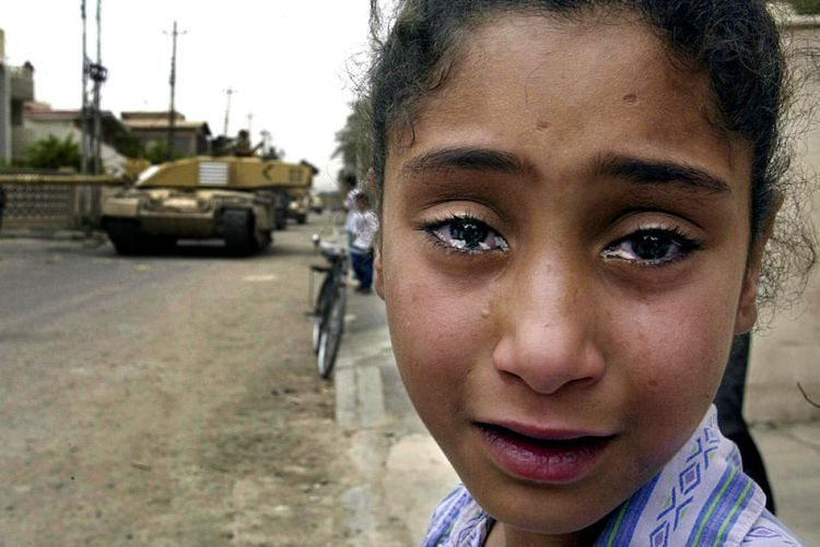 Seven years of war in Iraq - 105