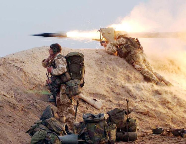 Seven years of war in Iraq - 108