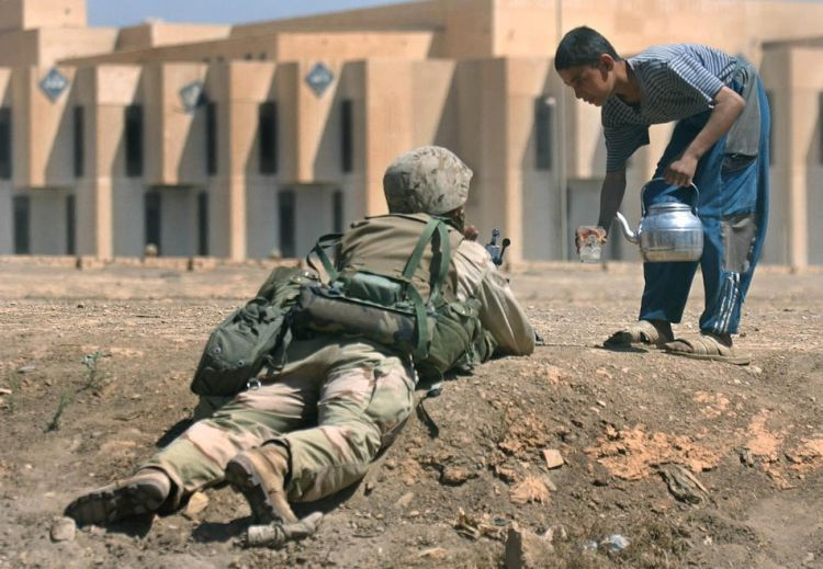 Seven years of war in Iraq - 11