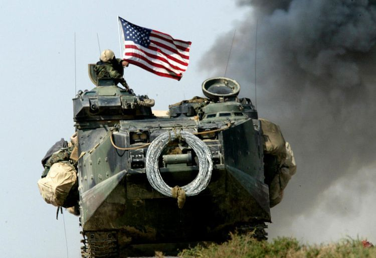 Seven years of war in Iraq - 111