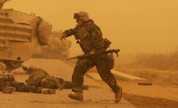 Seven years of war in Iraq - 118