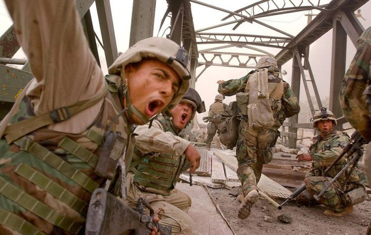Seven years of war in Iraq - 120