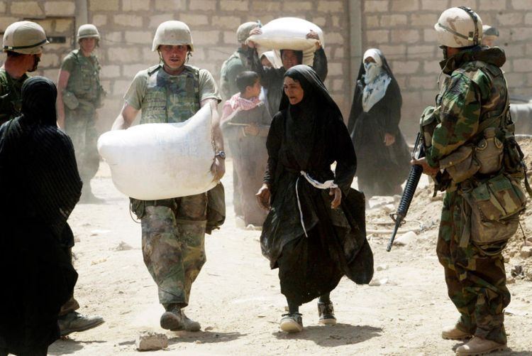 Seven years of war in Iraq - 123