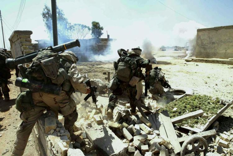 Seven years of war in Iraq - 125
