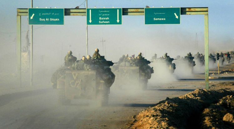 Seven years of war in Iraq - 126