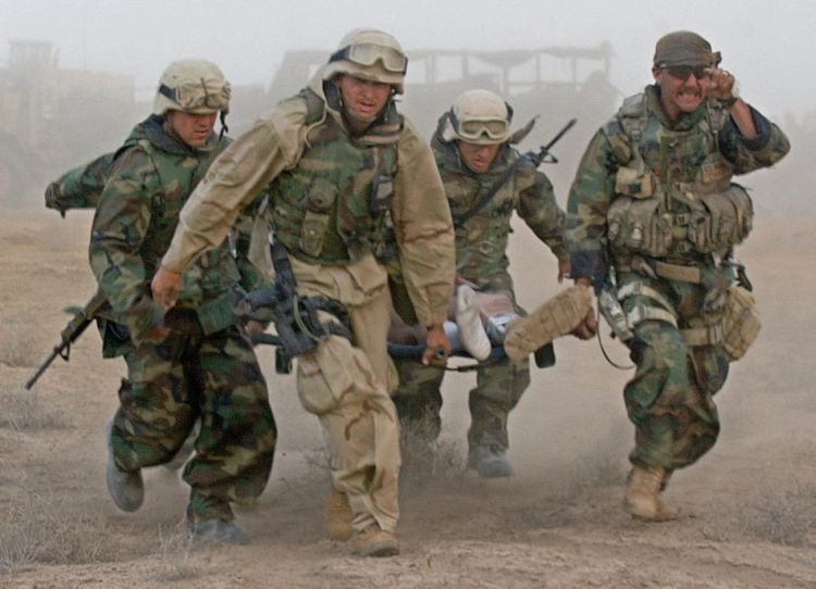 Seven years of war in Iraq - 127