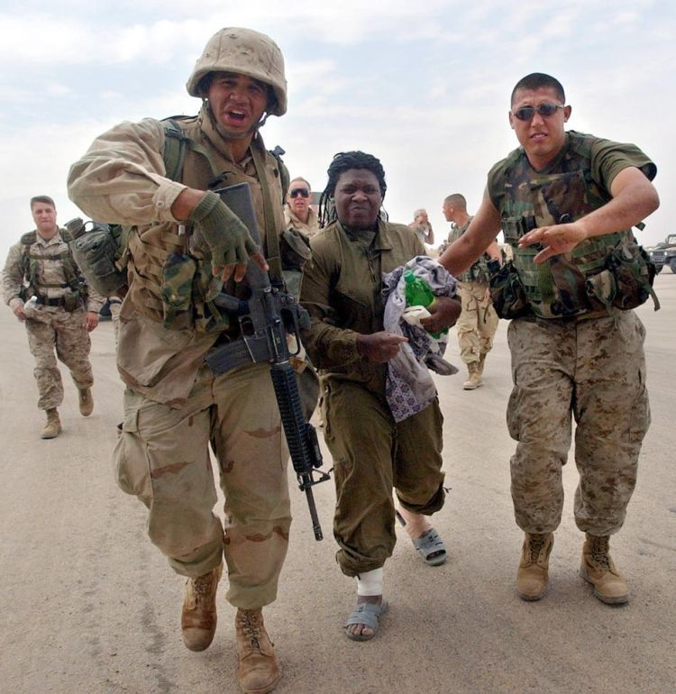 Seven years of war in Iraq - 13