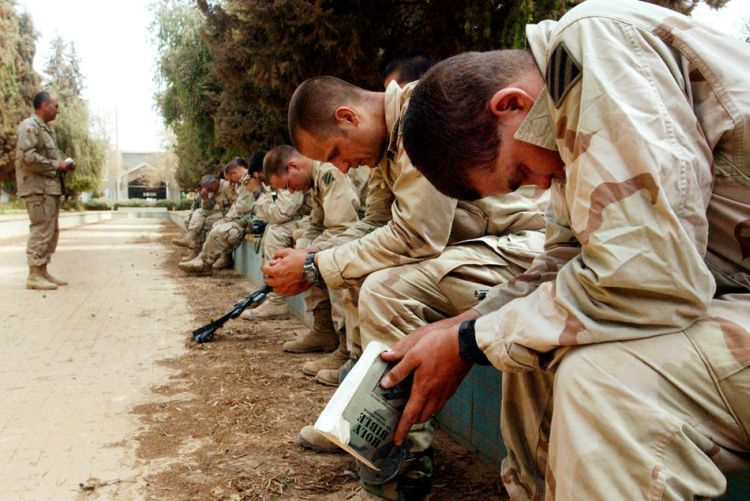 Seven years of war in Iraq - 131