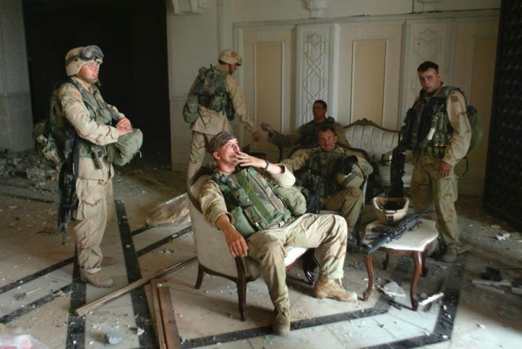 Seven years of war in Iraq - 136