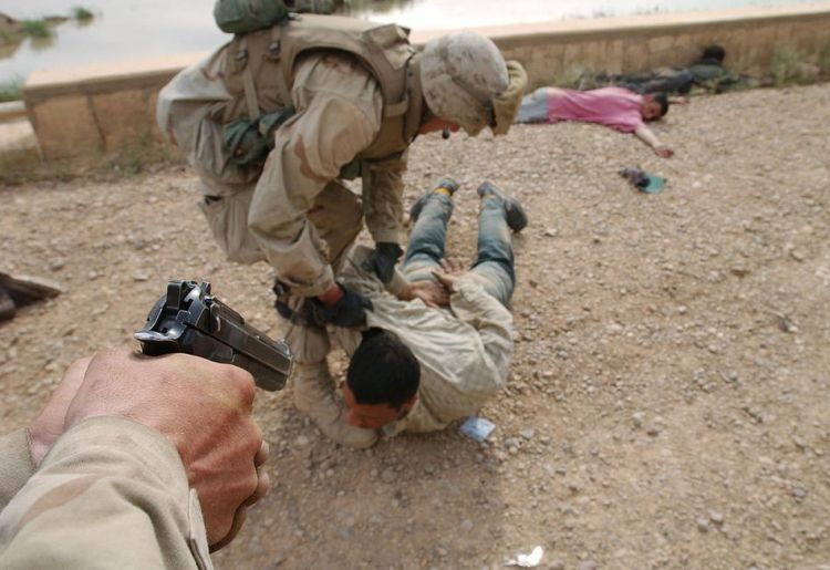 Seven years of war in Iraq - 14