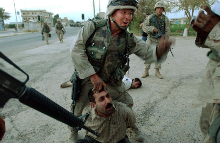 Seven years of war in Iraq - 16