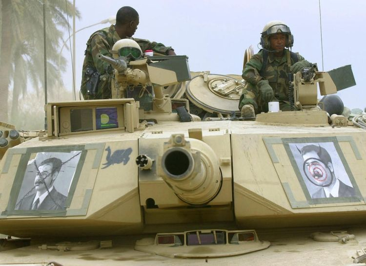 Seven years of war in Iraq - 19