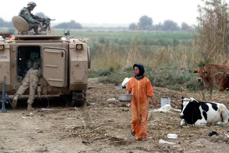 Seven years of war in Iraq - 24