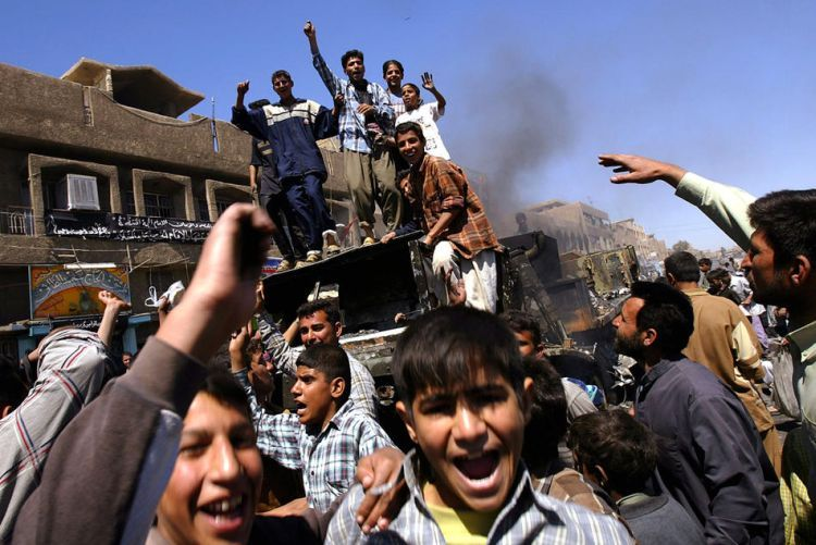 Seven years of war in Iraq - 32