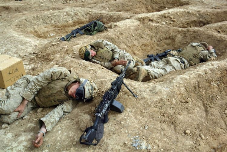 Seven years of war in Iraq - 36