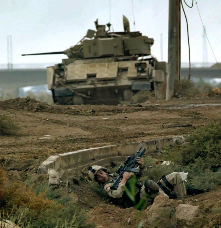 Seven years of war in Iraq - 41