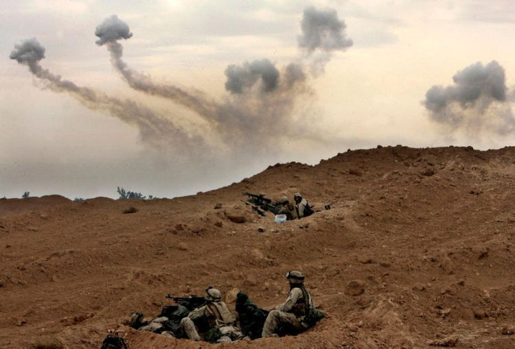 Seven years of war in Iraq - 43