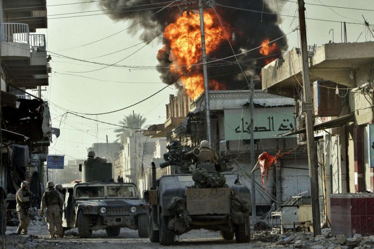 Seven years of war in Iraq - 45