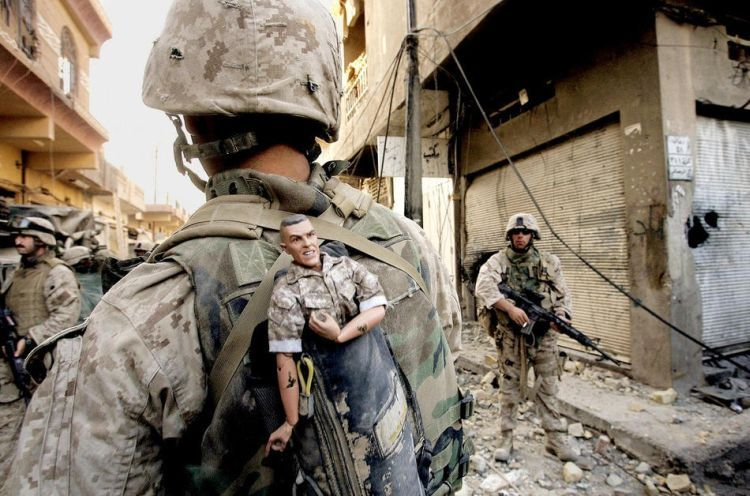 Seven years of war in Iraq - 46