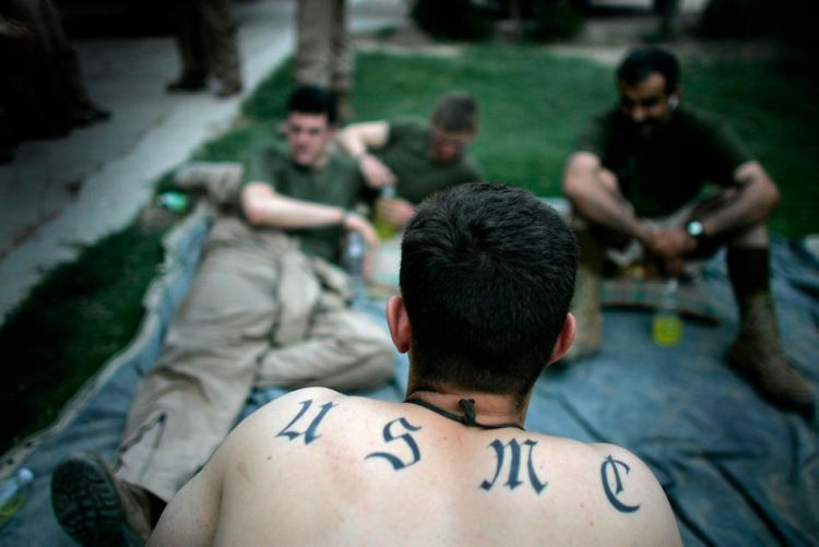 Seven years of war in Iraq - 67