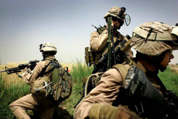 Seven years of war in Iraq - 68