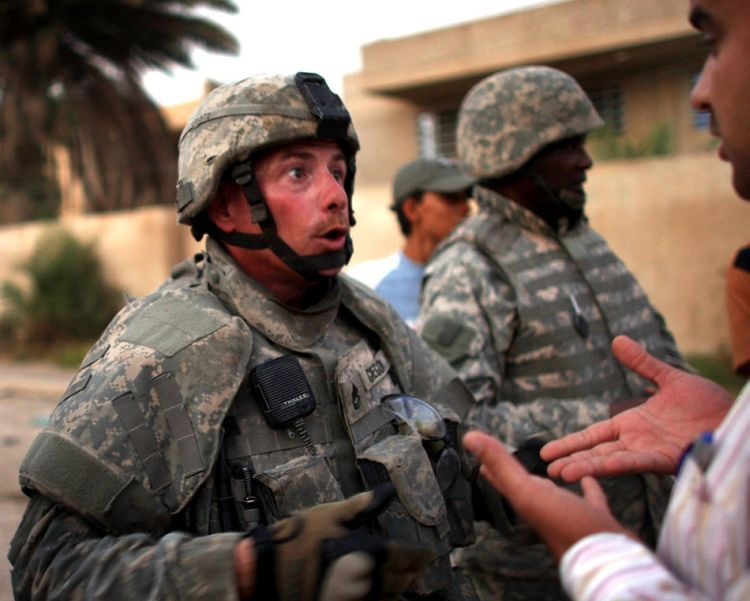 Seven years of war in Iraq - 75