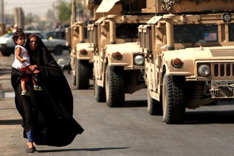 Seven years of war in Iraq - 76