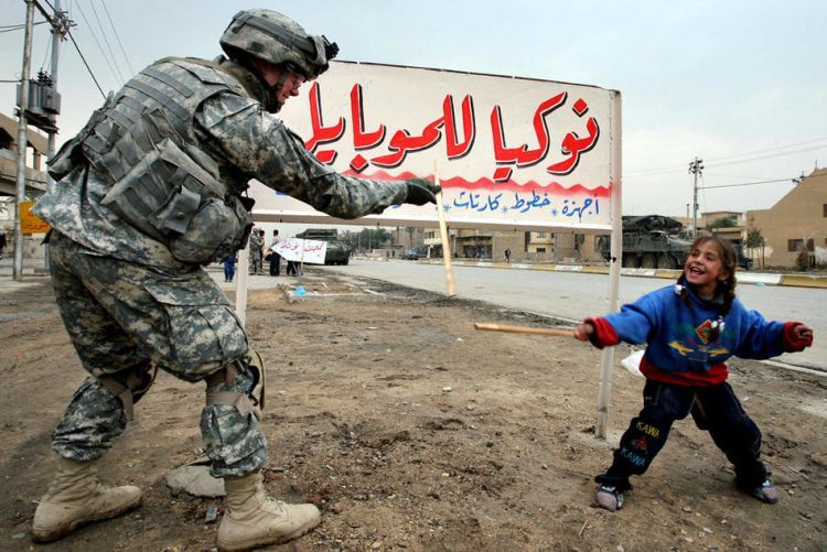 Seven years of war in Iraq - 85