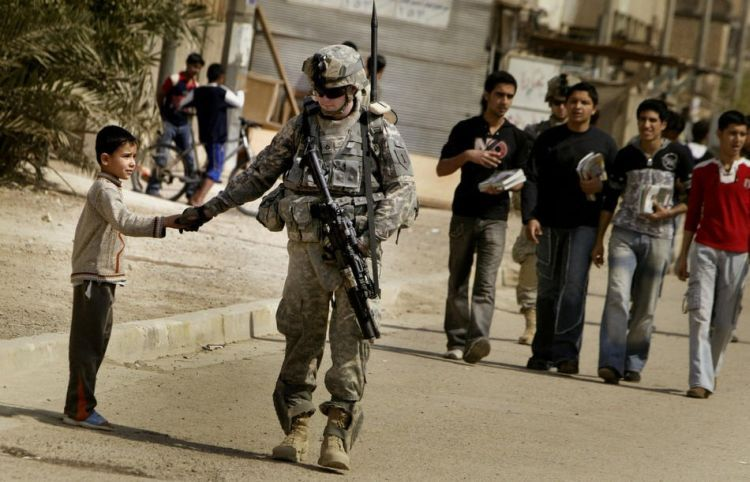 Seven years of war in Iraq - 94