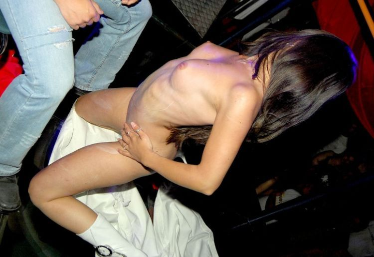 Erotic party in a nightclub - 04.