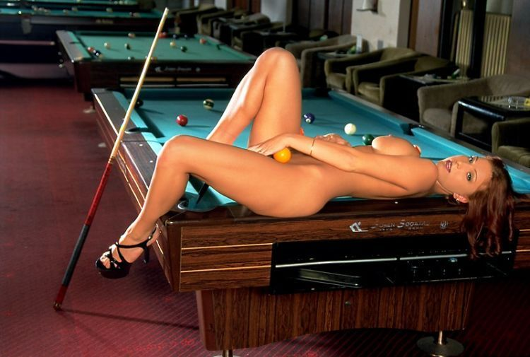 Girls and billiard - 12
